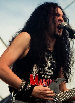 FREDERIC LECLERCQ FROM DRAGONFORCE TO PLAY GUITAR WITH SABATON ON EUROPEAN TOUR 2011!