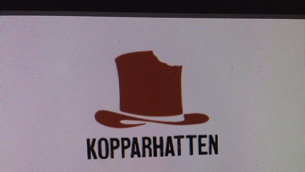 New web in progress. #kopparhatten #falun