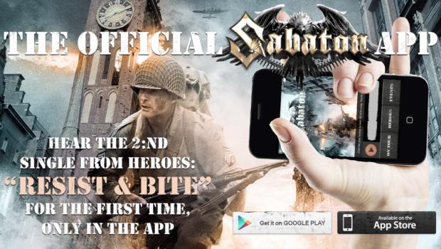 Sabaton – Official Smartphone App