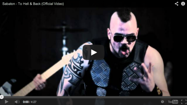 Sabaton – To Hell and Back – Official video