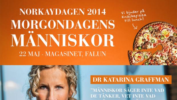 En vecka kvar till Norkaydagen 2014 – Anmäl dig nu!