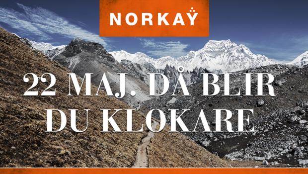 Norkaydagen 2014 – 2 föreläsare klara.