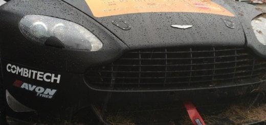 Aston Martin, dirt track edition