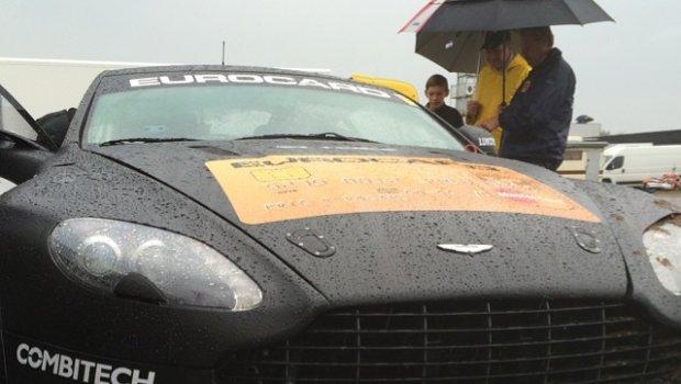 Aston Martin, dirt track edition