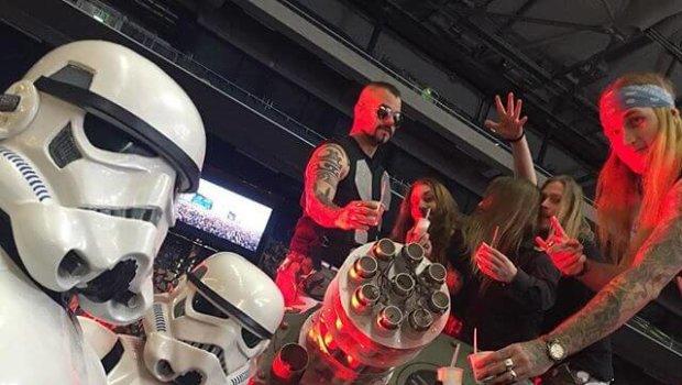 Inte var dag som fika levereras av Storm Troopers