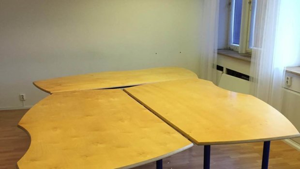 """Kreativ möblering får sätta ribban för en """"ny"""" era i Hårdrocksfalun"""