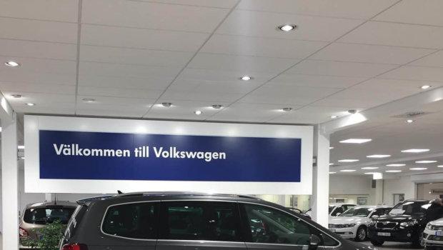 Arbetsplats och samarbetsbesök på @bilmetro i Falun