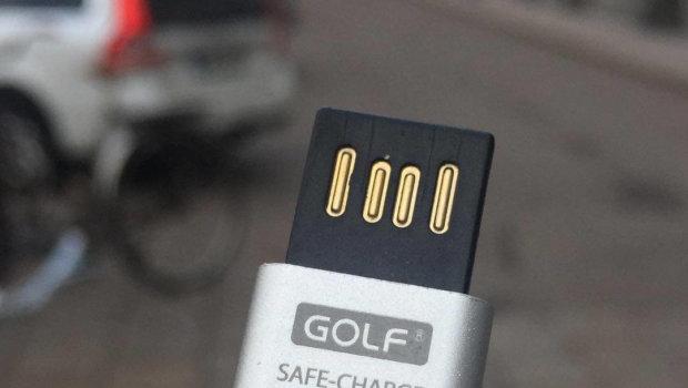 Lycka är att ha en egen Golf-kabel @bilmetro